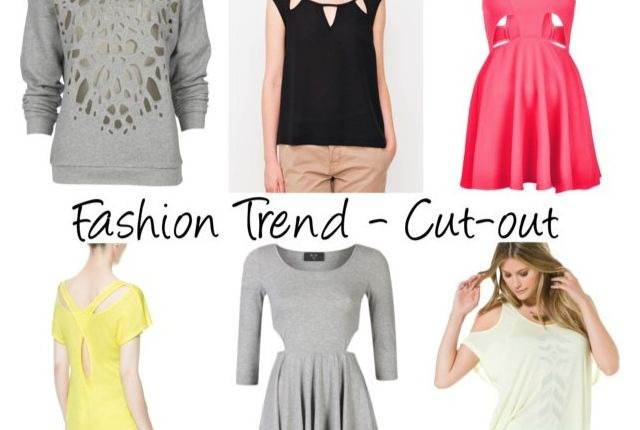 Cut-Outs – A Fashion Trend Spring/Summer 2013