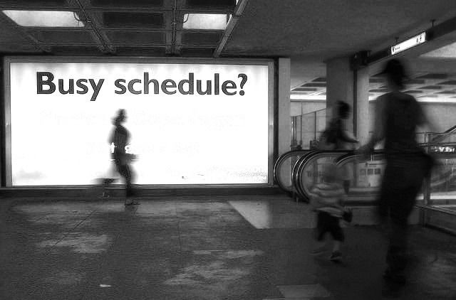 Busy…