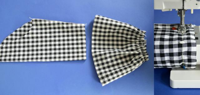 Anleitung Grande Arche Bluse/Kleid mit Rüschenärmel von Sewionista Patterns ... Sewionista.com ... Sewing ... Slow Fashion ... DIY ... Blog