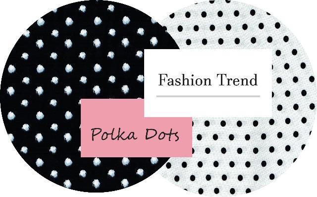 Fashion Trend Spring/Summer 2018 Polka Dots ... Sewionista.com ... Sewing ... Slow Fashion ... DIY