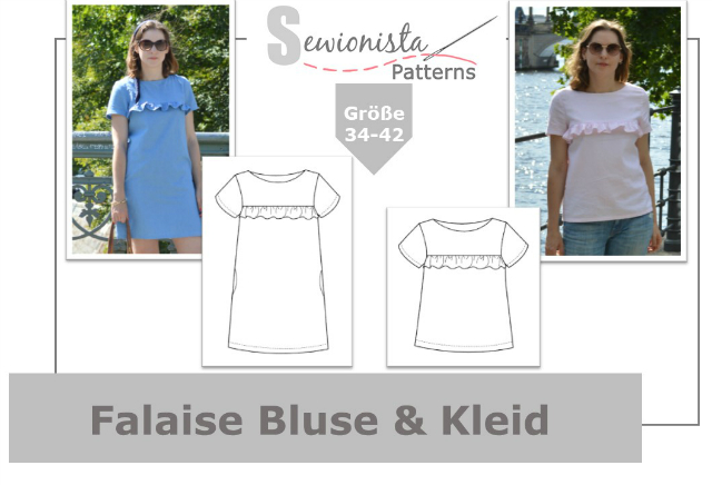A bit French – New Sewing Pattern Falaise