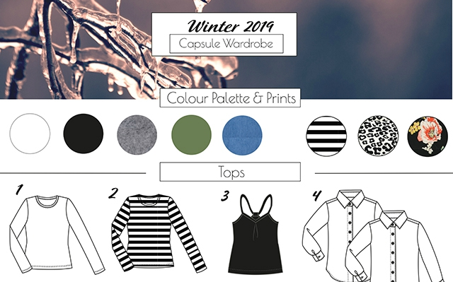 Capsule Wardrobe Winter 2019